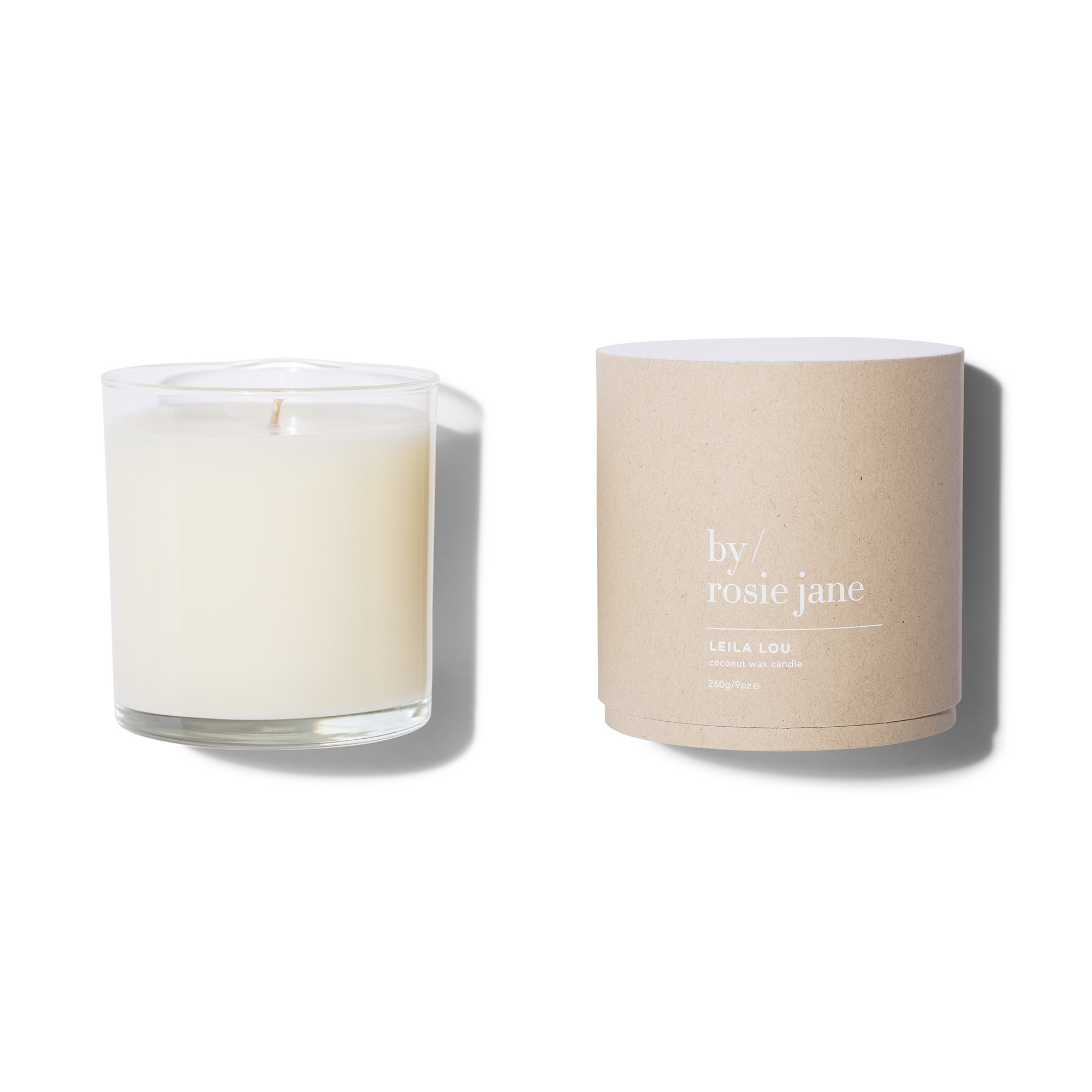 Leila Lou Soy Candle by Rosie Jane (Image #1)