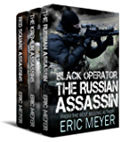 Black Operator - Box Set (Books 1-3)