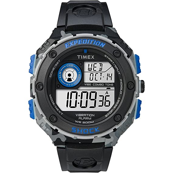 0f6927e644fc Timex TW4B00300 RELOJ Timex TW4B00300 Digital de Hombre for Accesorios