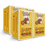 Southern Breeze Cold Brew Sweet Tea Bags, Half & Half, Zero Calories, 20 Count (Pack of 4)