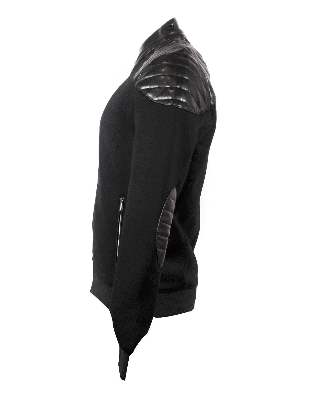 Zara - Chaqueta - para hombre negro negro Small: Amazon.es ...