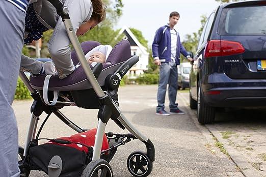 Amazon.com: Asiento de bebé Maxi-Cosi Pebble hormigón gris: Baby