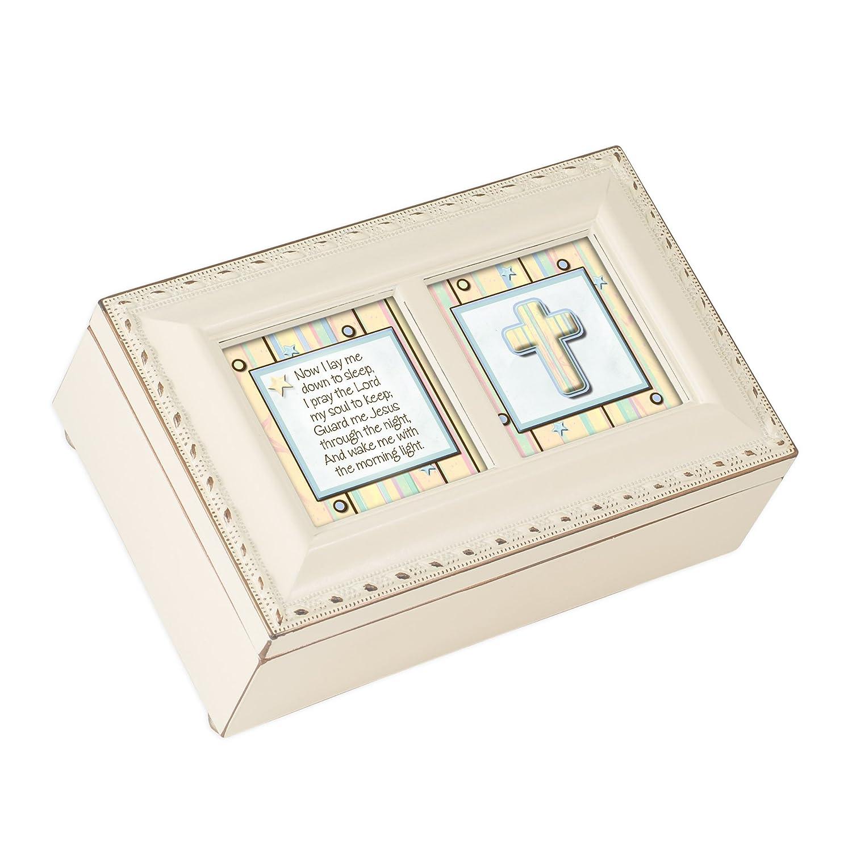 【正規取扱店】 Prayer Script Ivory Inspirational Cottage Music Garden Ivory Petite Music Box Me Plays Jesus Loves Me B0090R8970, 高島町:7e47981f --- arcego.dominiotemporario.com