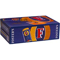 Foster's Lager Beer Case 24 x 375mL Cans