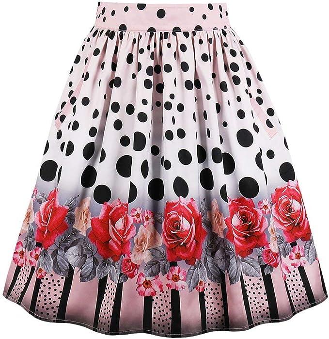 Faldas Damas Casual Moda De Verano Falda De Verano Mode De Marca ...