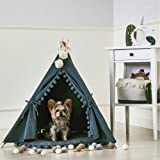 Amazon.com : little dove Pet Teepee Dog(Puppy) & Cat Bed