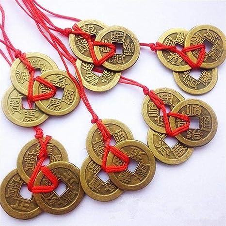 Emperor - Monedas de amuleto para la riqueza y la suerte ...