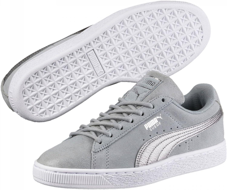 Puma Suede Classic Metallic Safari Sneaker Damen 4.5 UK 37.5 EU