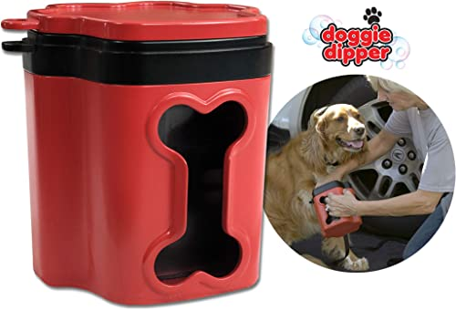 Doggie-Dipper-Portable-Dog-Paw-Cleaner/Washer