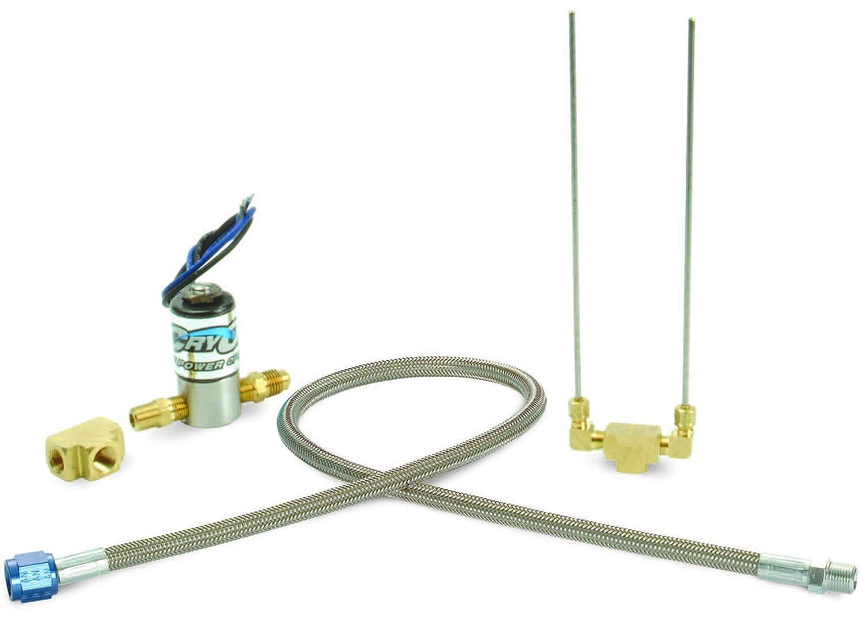 Design Engineering 080303 CryO2 Purge Kit - Complete Dual Purge Kit