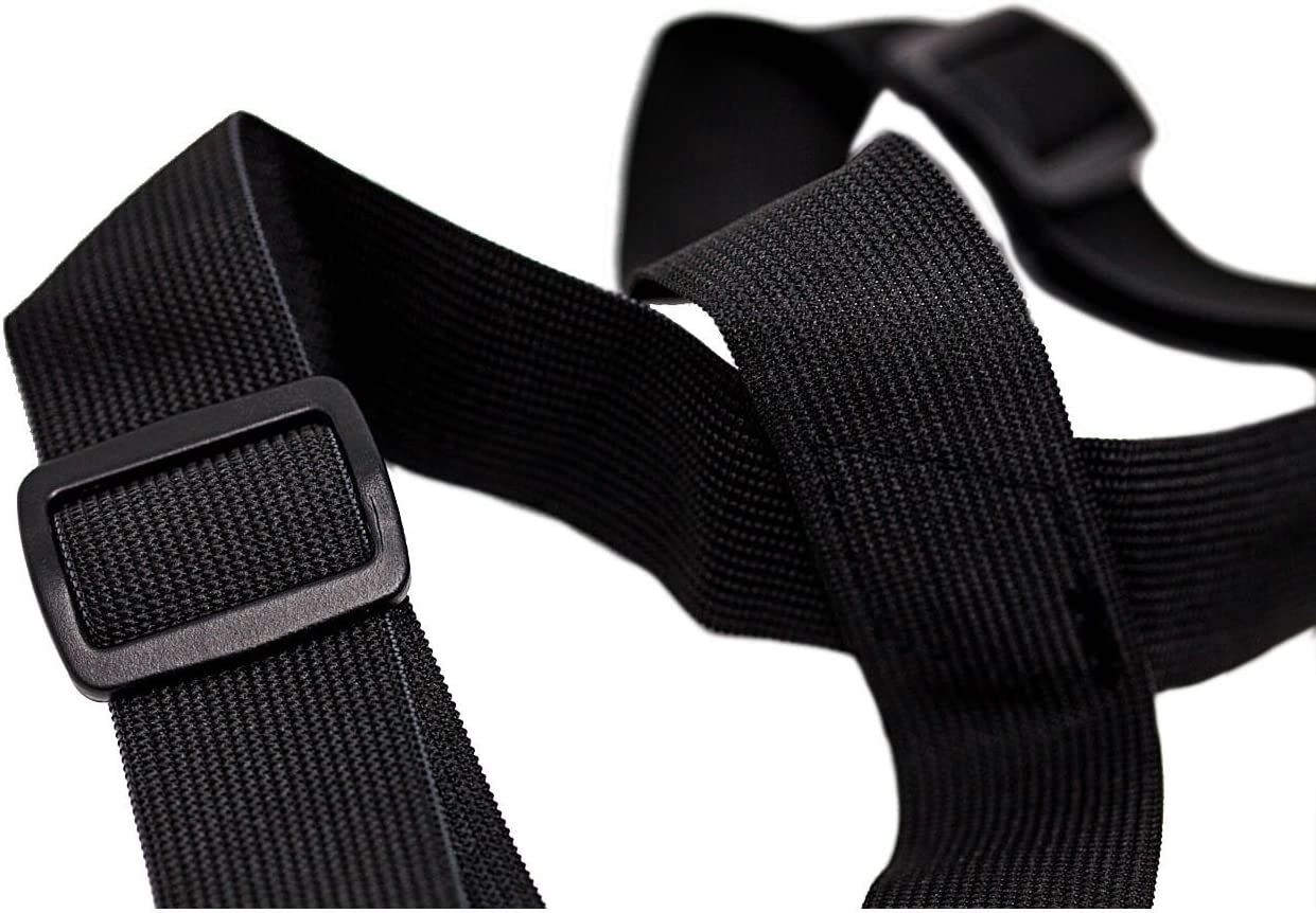 X-Large SAFE HANDLER Lifting Support Weight Belt -Black Lower Back Brace Protects /& Relieves Back Pain Stable Support Belt with Dual Adjustable Straps and Breathable Mesh Panels