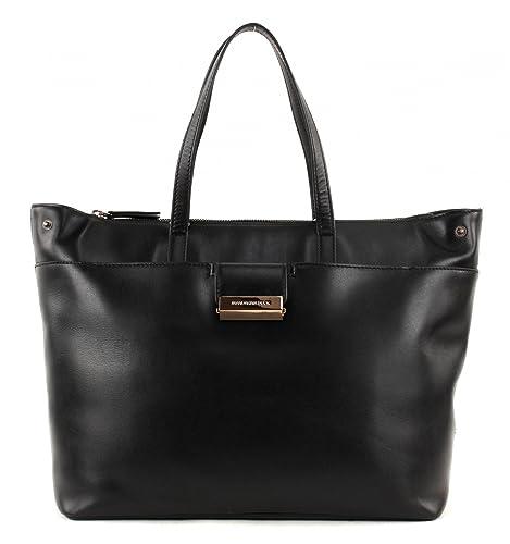 Hera 2.0 Top Handle Bag M Black Mandarina Duck cA7mT
