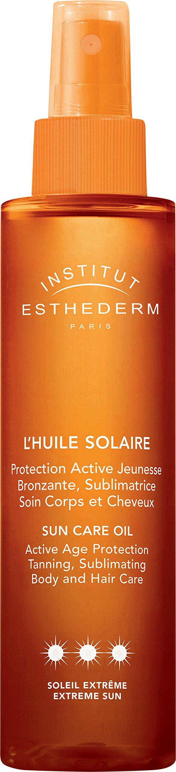 Esthederm Sun Bronz 3 Sunscreen, 221 g.