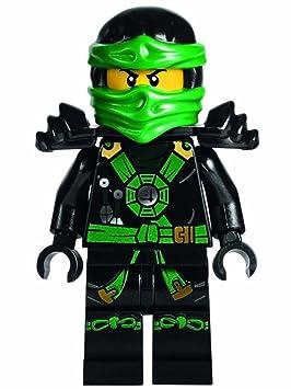 LEGO® Ninjago: Deepstone Lloyd Ninja Minifigure: Amazon.es ...