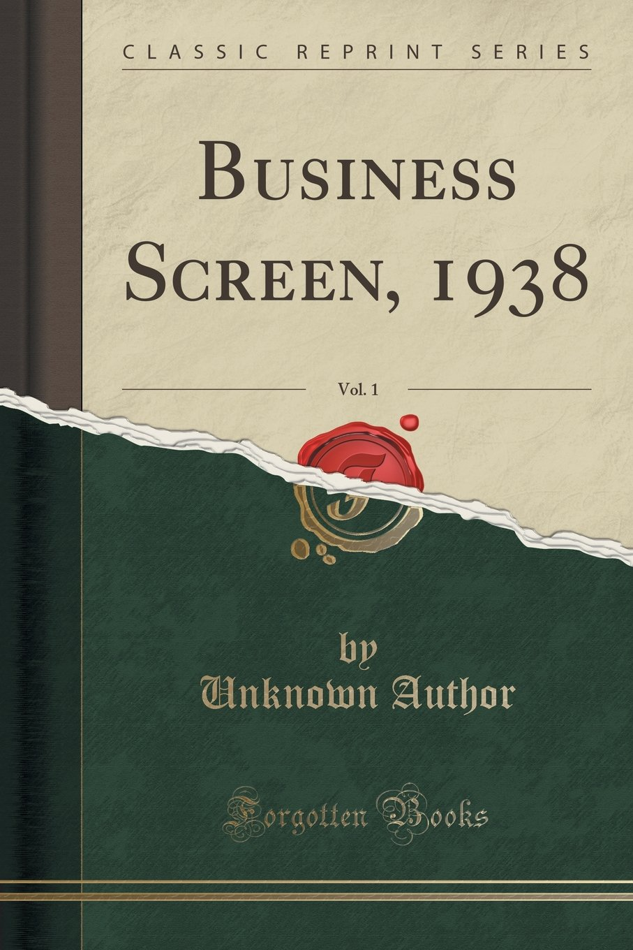 Download Business Screen, 1938, Vol. 1 (Classic Reprint) PDF
