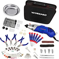 Workpro 152-piece Multi-function Rotary Tool Kit