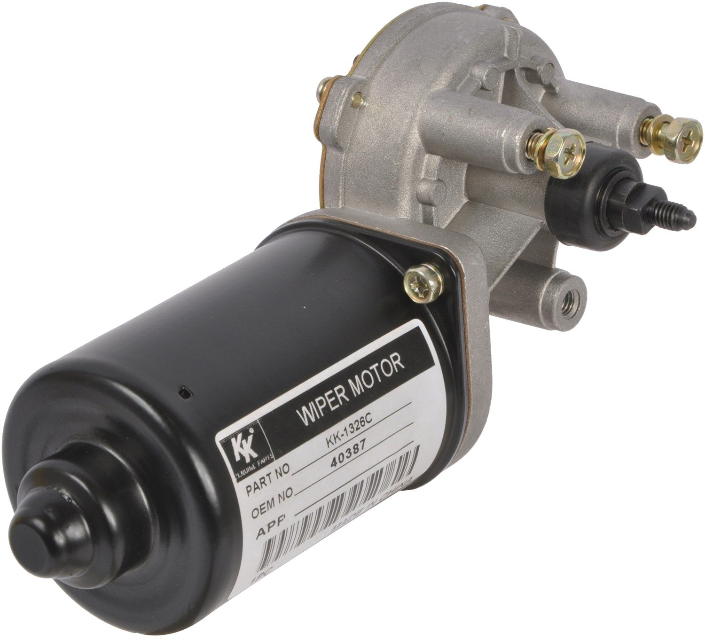 Cardone seleccione 85 - 387 nuevo motor para limpiaparabrisas: Amazon.es: Coche y moto
