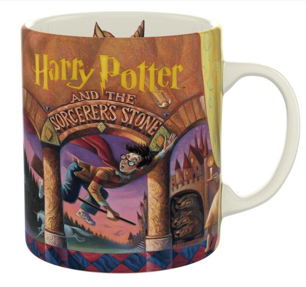 Porcelain Mug - Harry Potter Sorcerer's Stone