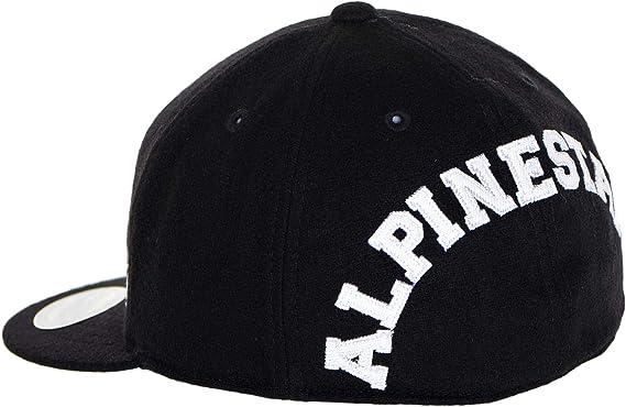ASTARS ALPINESTARS HAT CAP ADULT FLEXFIT FITTED CORP SHIFT 2 CURVED BILL NEW