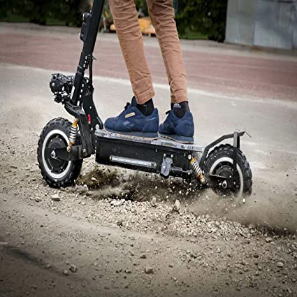 Amazon.com: OUTSTORM 56MPH - Patinete eléctrico de alta ...
