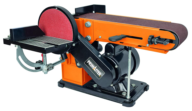 Primaster Band-Tellerschleifer BTS3500 350 W 230 V Tellerschleifer Bandschleifer Primaster Werkzeuge
