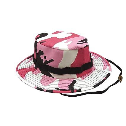 425d719b9 Jungle Hat - Pink Camo