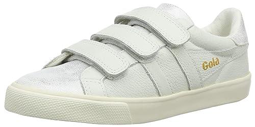 Gola Orchid Shimmer Velcro, Zapatillas para Mujer: Amazon.es: Zapatos y complementos