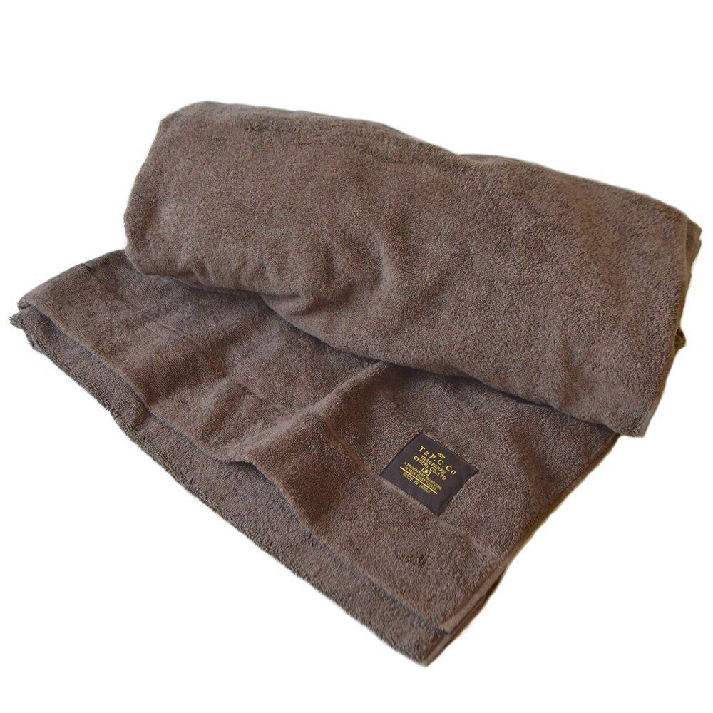 CYBERL ''Couvertur'' Cozy Towel Blanket Brown