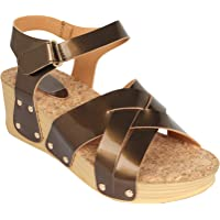 ZAPLOON Casual/Party Wear Wedges/Sandals for Womens/Girls