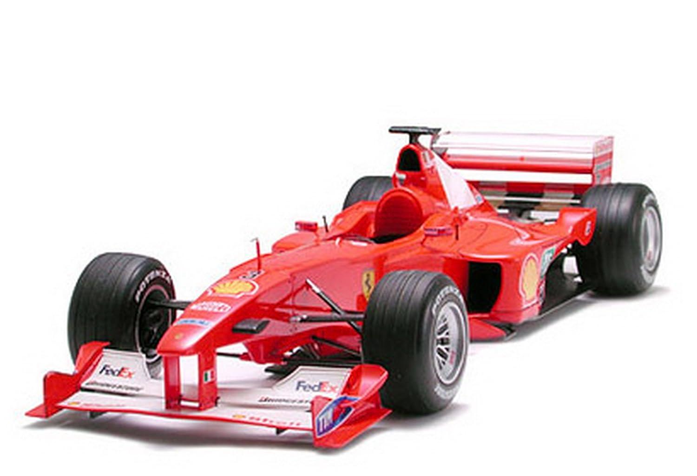 Amazon.com: Tamiya 20048 1/20 Ferrari F1-2000: Toys & Games