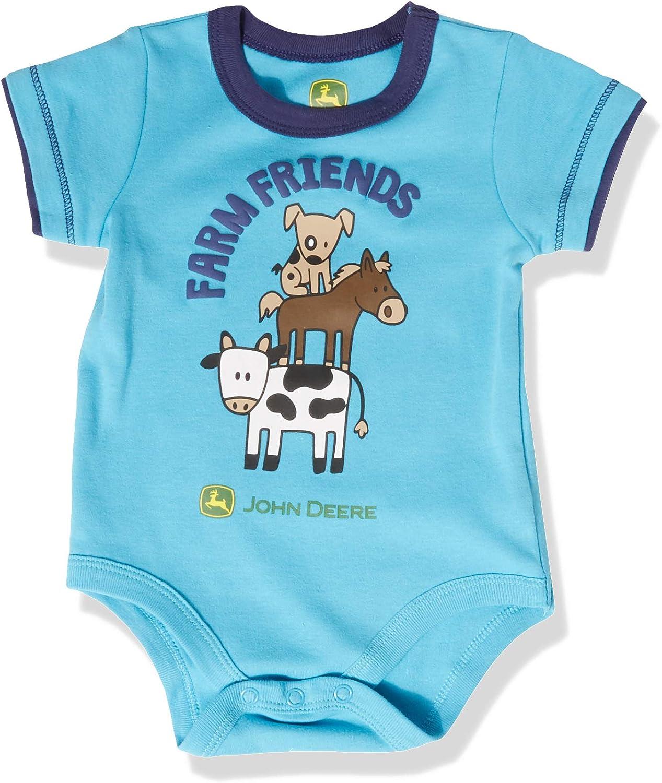 John Deere Baby Boys T-Shirt