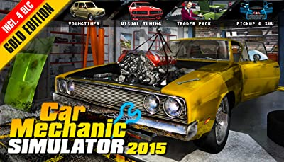 Car Mechanic Simulator 2015 GOLD Edition [Online Game Code]
