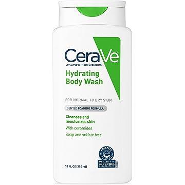 CeraVe Body Wash for Dry Skin