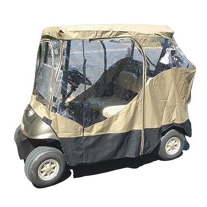 Amazon.com : Golf cart driving enclosure 2 seater : Golf Cart ... on golf players, golf games, golf hitting nets, golf words, golf handicap, golf tools, golf card, golf girls, golf buggy, golf machine, golf trolley, golf cartoons, golf accessories,