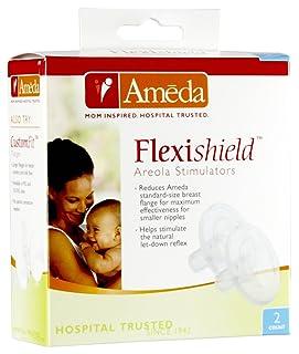Ameda Flexshield Aereola Estimulador–2Pk