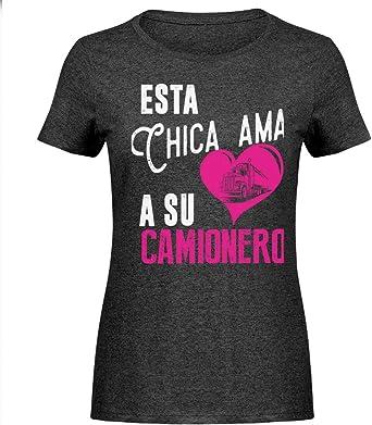 Shirtee Camionero - Esta Chica Ama - Una Camisa para Damas ...