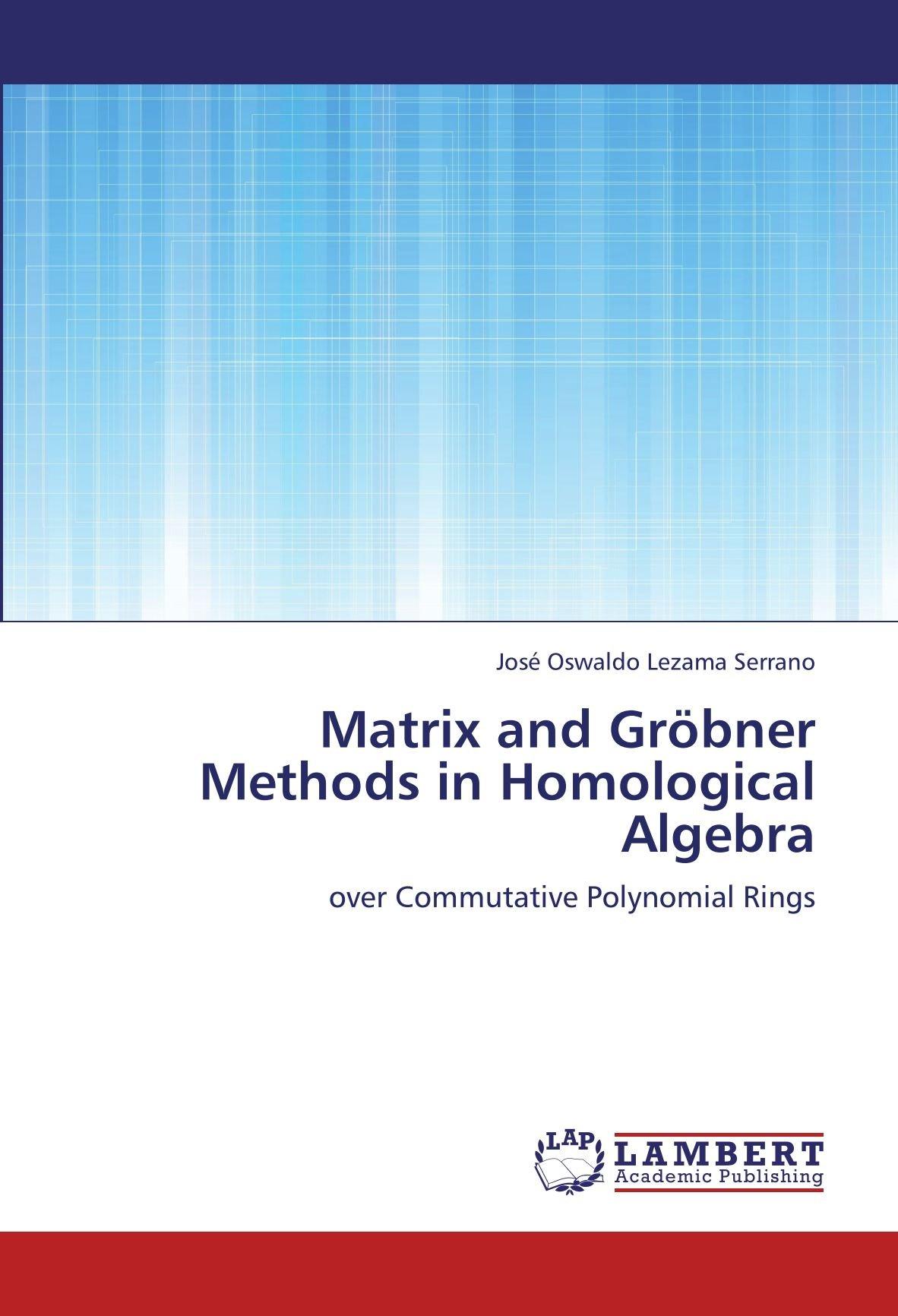 Methods of Homological Algebra