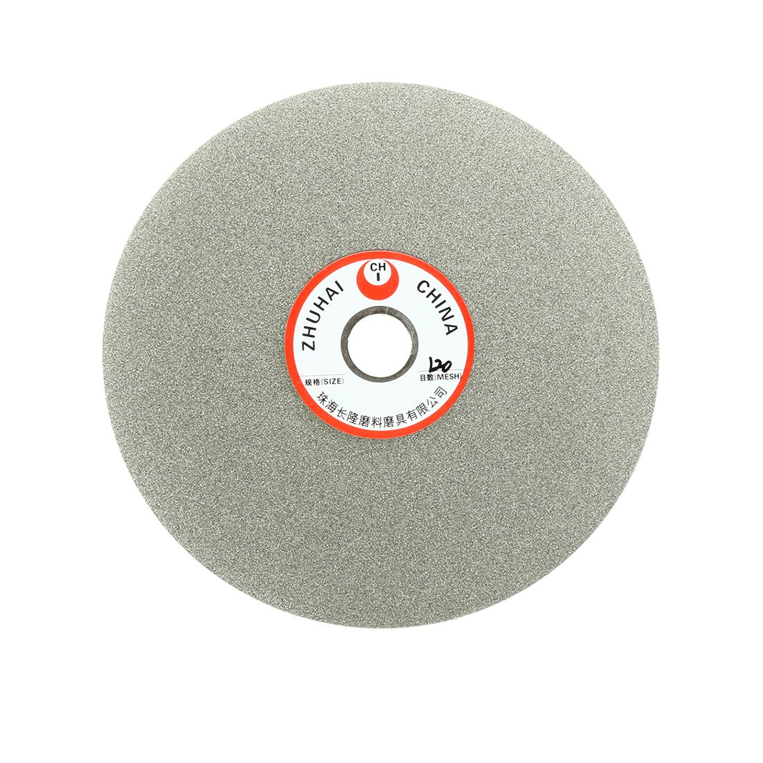uxcell 6-inch Grit 120 Diamond Coated Flat Lap Wheel Grinding Disc Polishing Tool by uxcell
