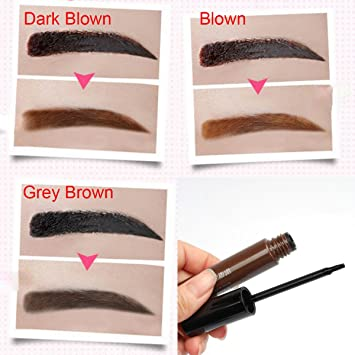Amazon.com : Waterproof Peel-off Eyebrow Tint Eyebrow Gel Cream ...