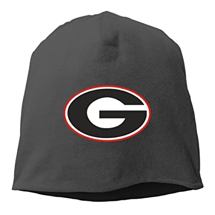 Amazon.com  Caryonom Adult University Of Georgia UGA Beanies Skull ... 01d8712bc