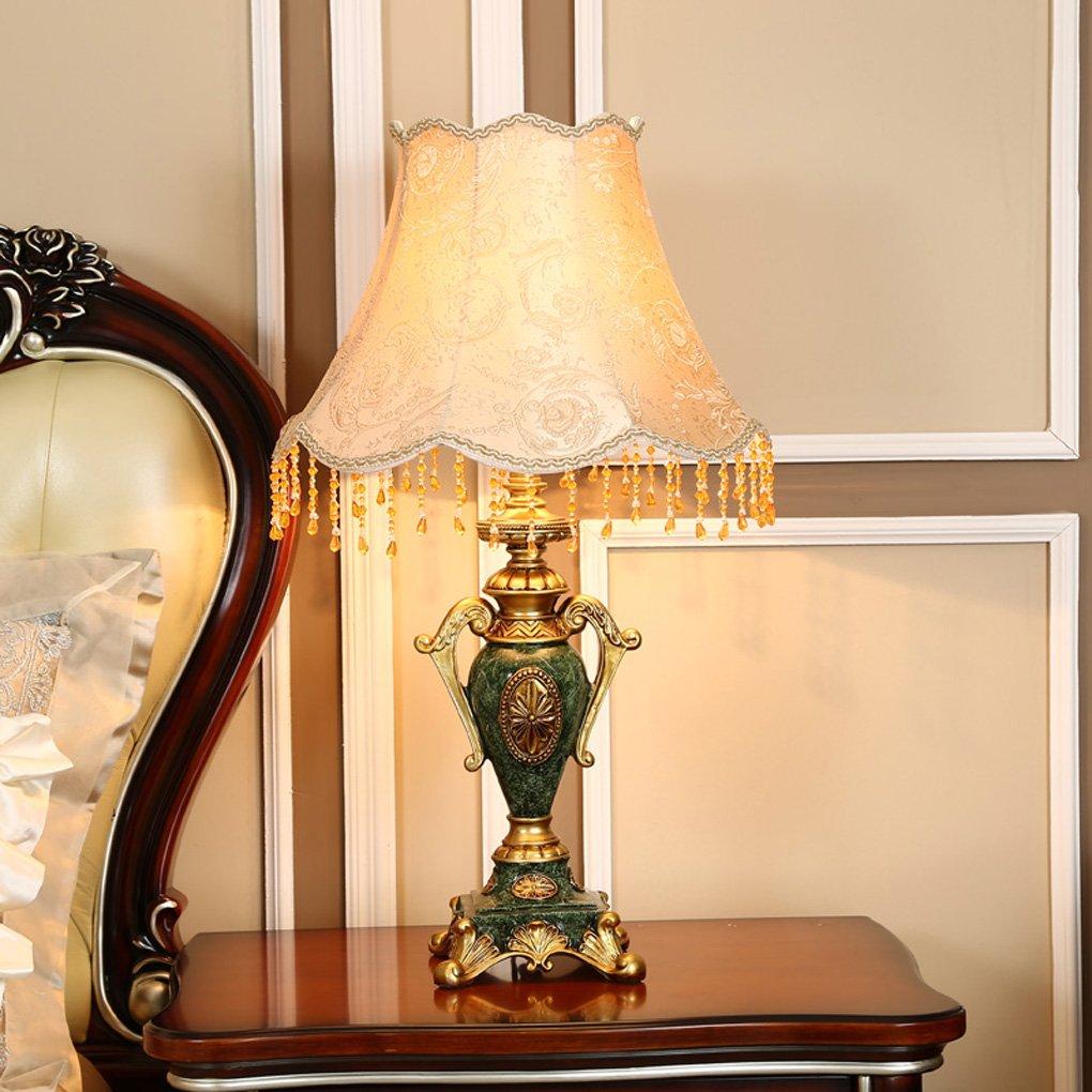 ヨーロッパのテーブルランプクリエイティブリビングルーム装飾テーブルランプ研究ベッドルームランプベッドサイド調光ランプ (色 : Small 50cm)  Small 50cm B07RMTH14L