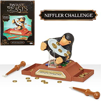 Harry Potter Wizarding World Niffler Challenge Game: Toys & Games