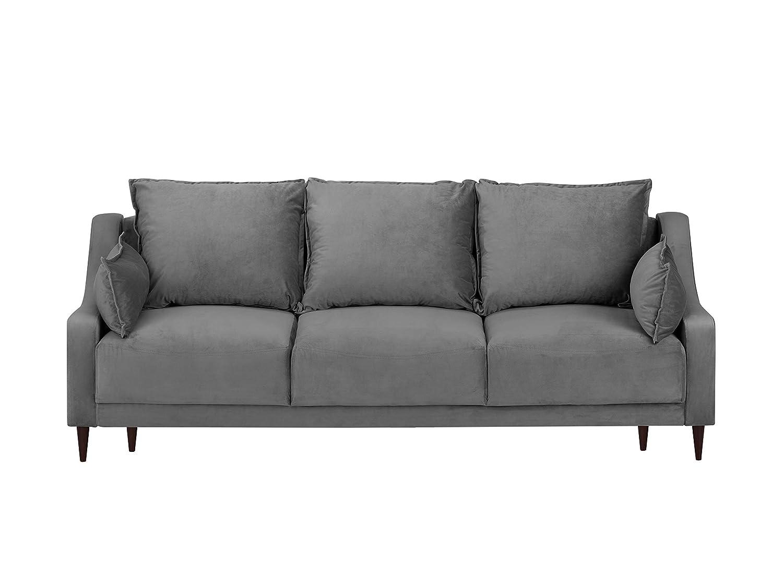 Mazzini Sofas sofá Convertible con baúl de Almacenamiento ...