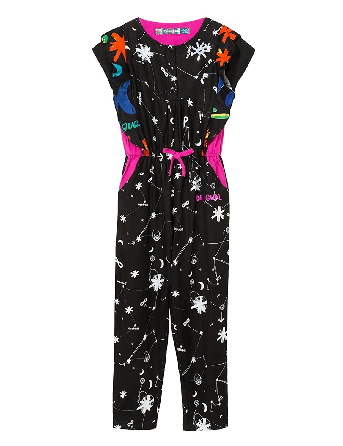Desigual Mädchen Overall Pant_Conodale