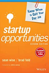 Startup Opportunities, 2nd ed.
