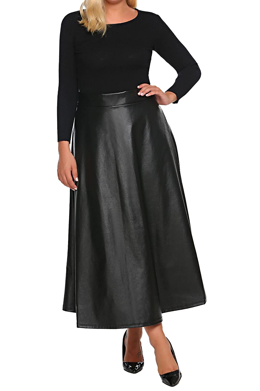 0cab7747c52f6 Top 10 wholesale Plus Size Skirts Elastic Waist - Chinabrands.com