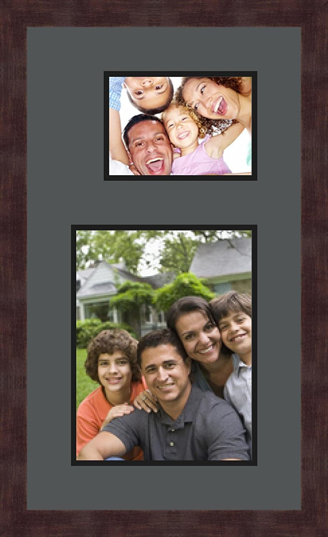 Atractivo Collage Marcos Marcos 5x7 Con 5 Aberturas Bosquejo - Ideas ...