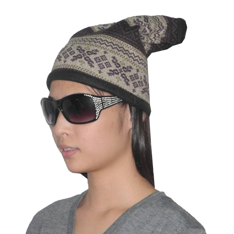 Womens Multi-Purpose Headgear / Hat / Neck Warmer / Scarf