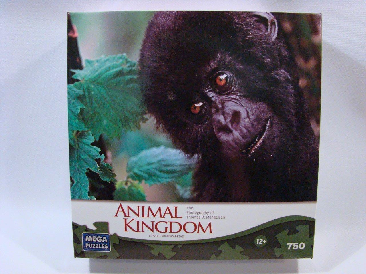 Animal Kingdom 750 Piece Jigsaw Puzzle: Forest Treasure