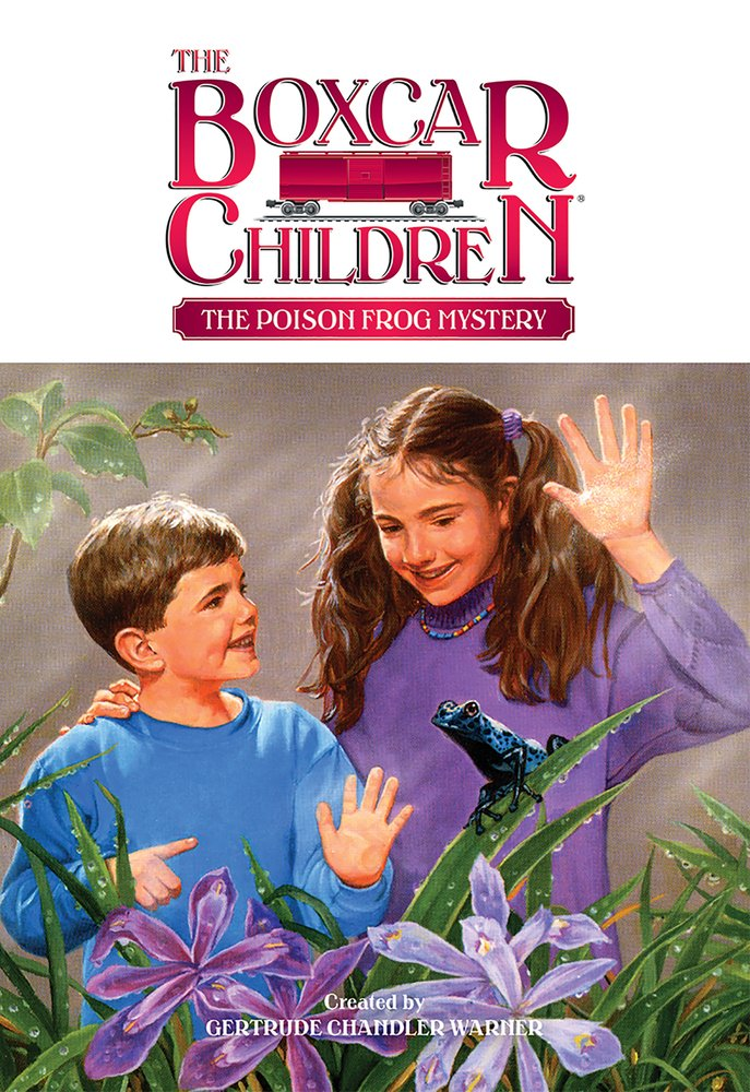 Read Online The Poison Frog Mystery (The Boxcar Children Mysteries) ebook